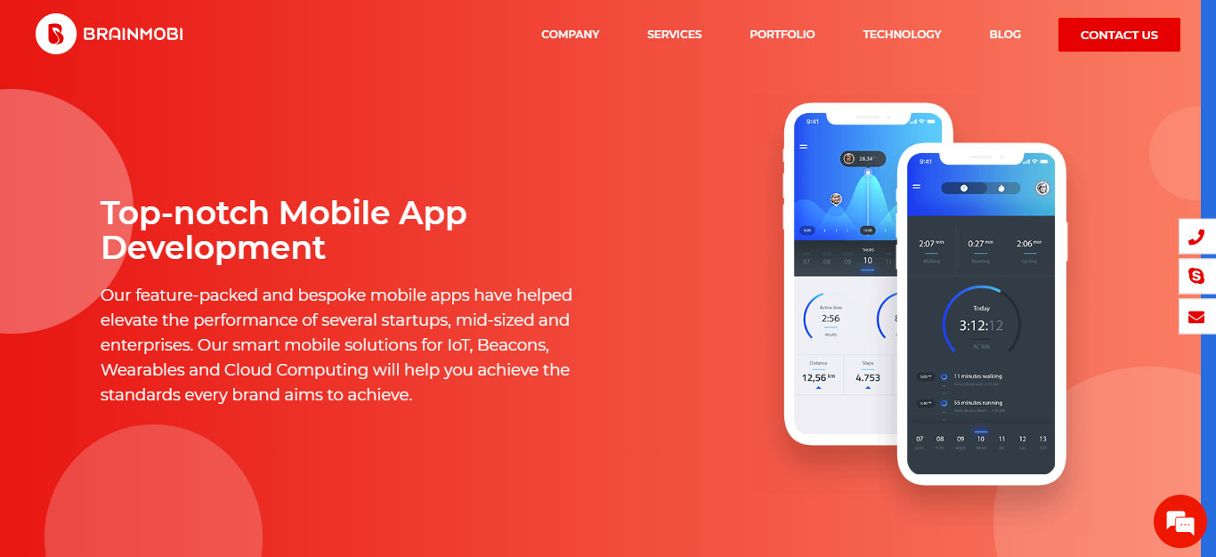 Top 10 Mobile App Development Companies in USA - Digital
