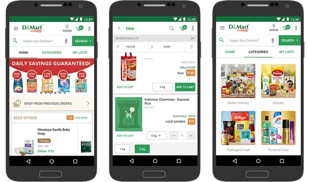 Top 10 Online Grocery Shopping App & Website in India 2019 - Smarther