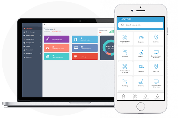 Handyman Service App Development Company - Smarther